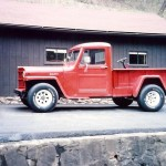 Jamie's 1960 pickup - original condition