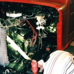 Jamie's 1960 pickup - power brake booster