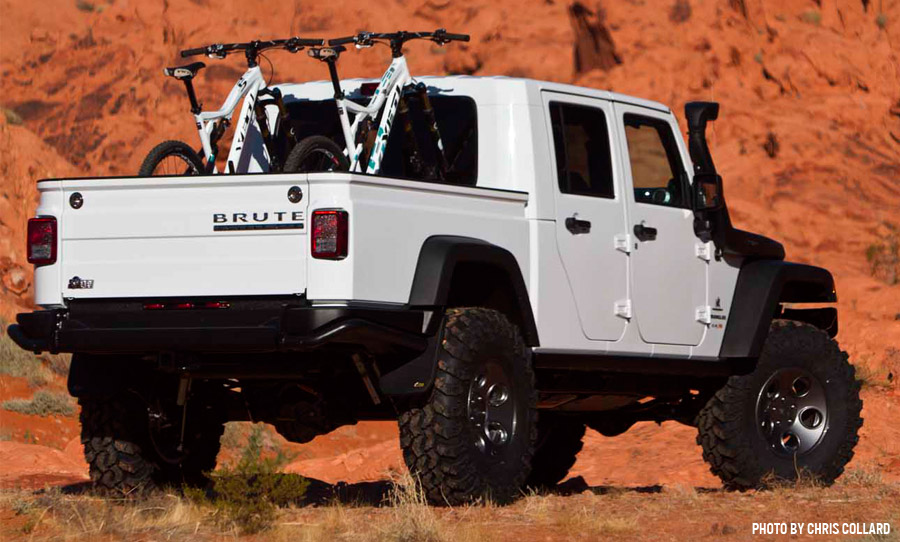 American Expedition Vehicles >> AEV Brute Double Cab Update